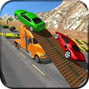 Endless Ramps Traffic Racer 16