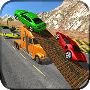 Endless Ramps Traffic Racer 16 for PC and MAC