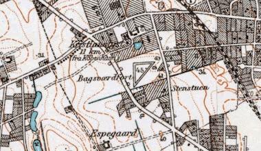 Photo: Bagsværdfortet 1945