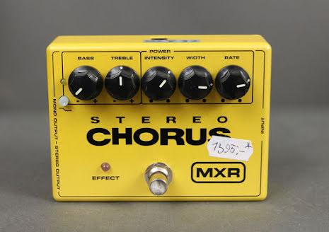 MXR Stereo Chorus USED - Good Condition