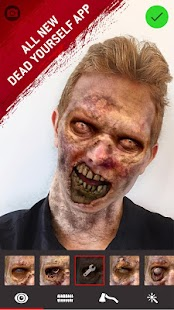 The Walking Dead Dead Yourself Capture d'écran
