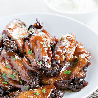 Crock Pot Hot Chicken Wings Recipes