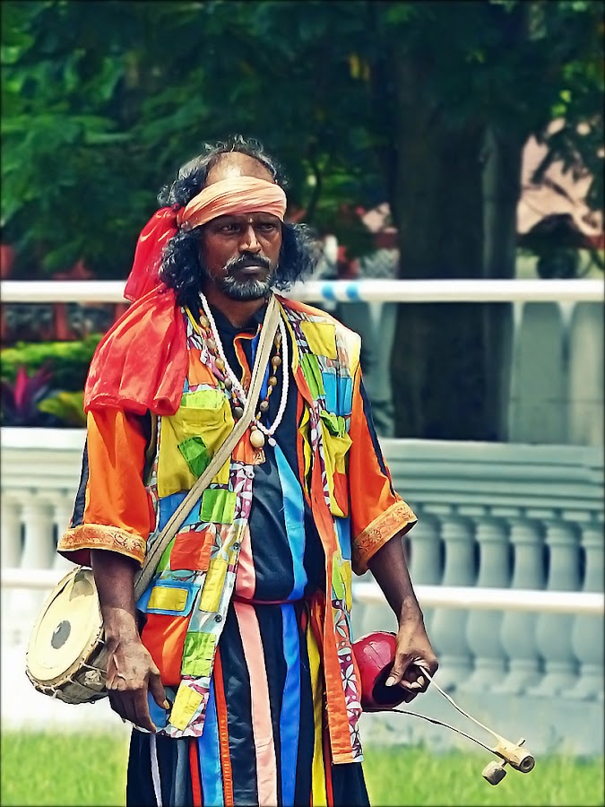 by Dipyaman Santra - People Portraits of Men