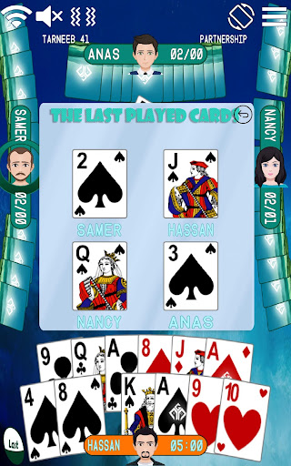 Golden Card Games (Tarneeb - Trix - Solitaire) 20.0.9.24 Screenshots 5