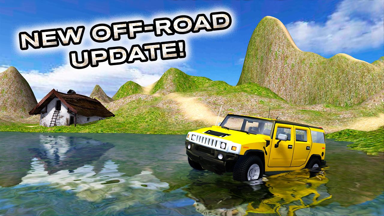 Extreme Car Driving Simulator screenshots