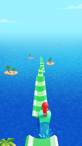 Water Race 3D: Aqua Music Game  screenshots 3