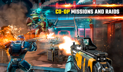 SHADOWGUN LEGENDS - FPS PvP Free Shooting Games APK screenshot thumbnail 22