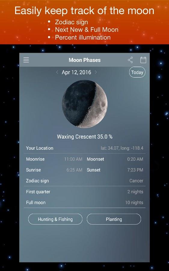 how to add a moon calendar to google calendar