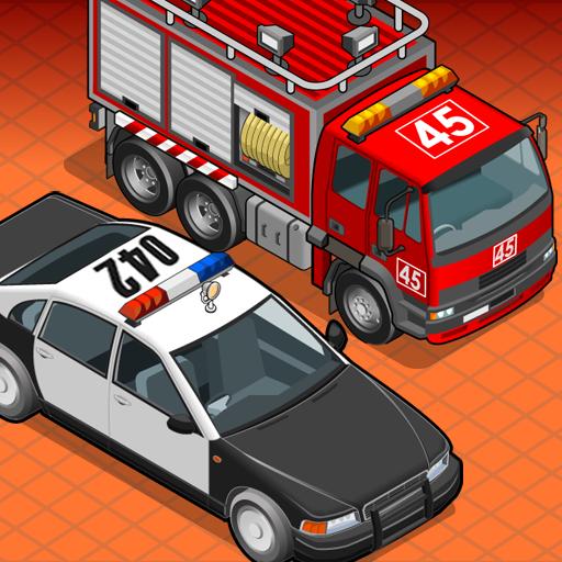 Police Car & FireTruck Builder