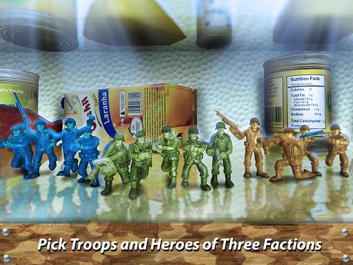 ud83dudd2b Toy Commander: Army Men Battles apktram screenshots 6
