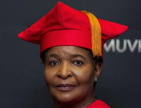 Muvhango actress Vho-Masindi graduates with PhD - SowetanLIVE