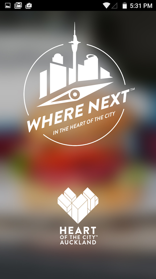 Where Next- screenshot