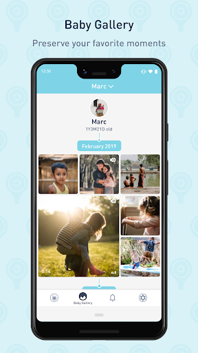 Lollipop - Smart baby monitor 3.4.17 Screenshots 6