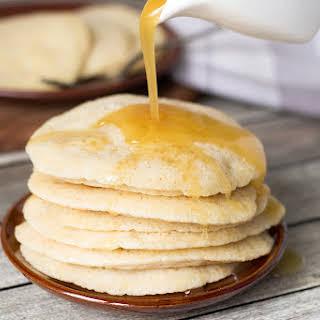 Baghrir - Moroccan Semolina Pancakes.