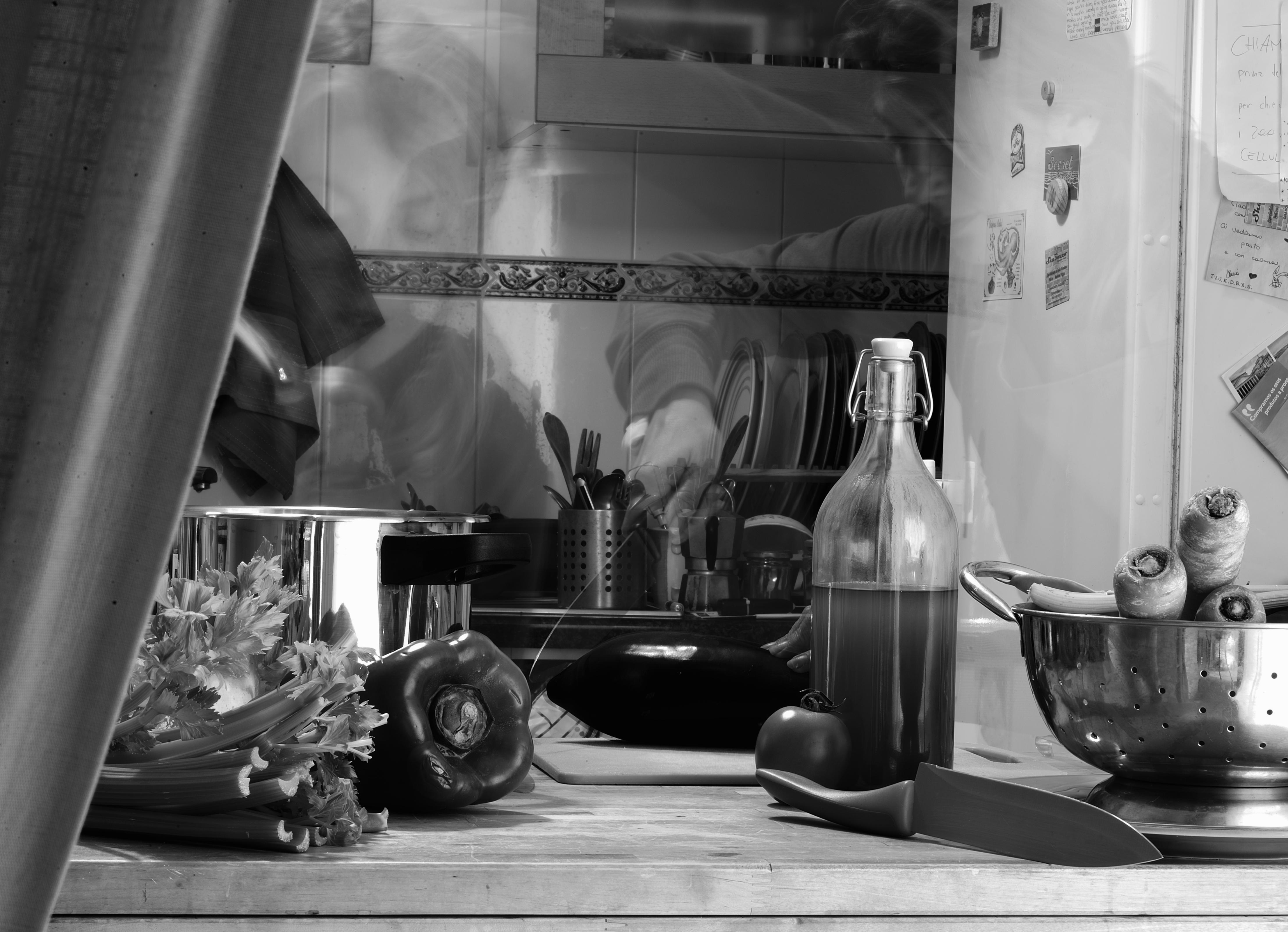 Movimento in cucina. di michele_ambrosini