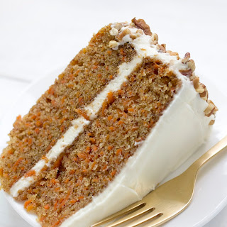 The Very Best Carrot Cake.