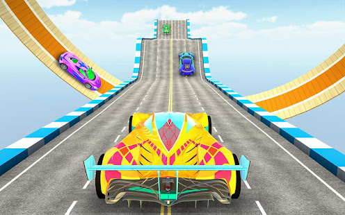 Download Mega Ramp Impossible : Car Stunt For PC Windows and Mac apk screenshot 3