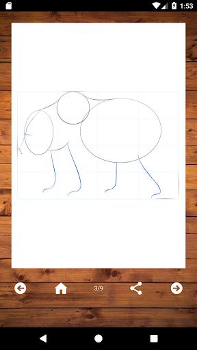 How To Draw Animals 1.3 screenshots 2