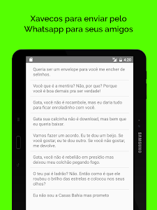 Xavecos para WhatsApp screenshot 6