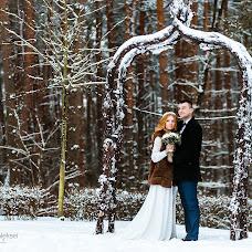 Wedding photographer Aleksey Nabokov (Tekilla). Photo of 17.01.2017