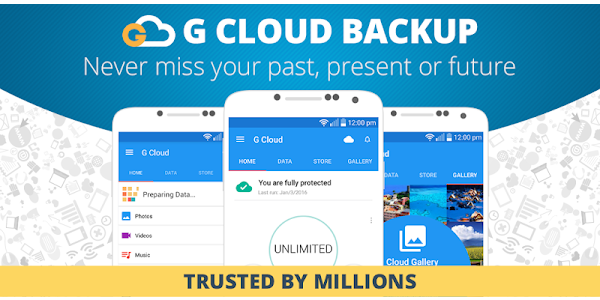 G Cloud Backup - Apps on Google Play