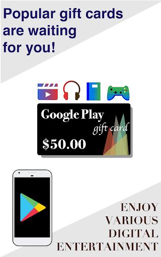 100% real) Giveaway Free Gift Cards & Rewards 1.288 screenshots 2