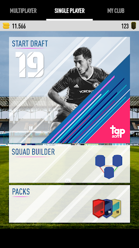 FUT 19 DRAFT + PACK OPENER by TapSoft Android App Screenshot