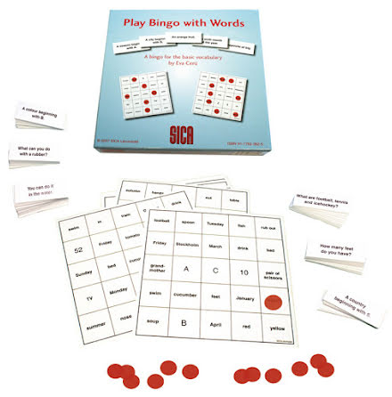 Play Bingo With Words - 7763-Div 17