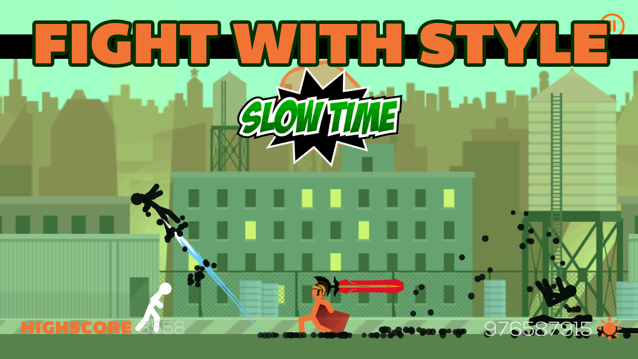 Screenshots of Stick Fight for iPhone