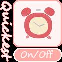 Quickest Alarm & Timer Widget icon
