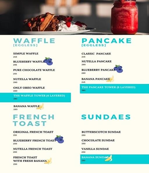 Cafe Azzure menu 4