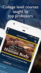 The Great Courses Plus Premium v5.4.6 MOD APK – Online Learning Videos 2