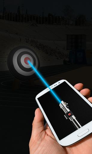 Laser Flash light (Prank) screenshot