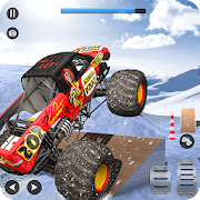 Monster Truck Offroad : Snow Stunts Simulator
