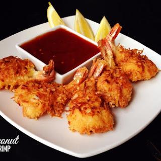 Paleo Coconut Shrimp with Sweet & Sour Sauce