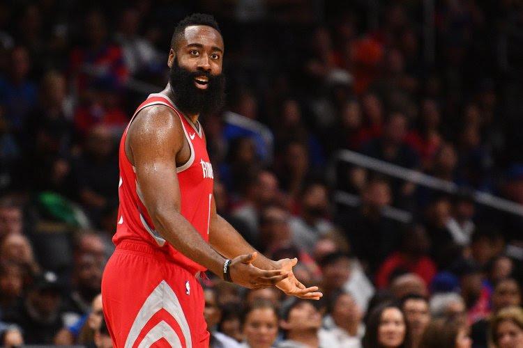 Kraker tussen de Rockets en de Raptors op het programma in de NBA