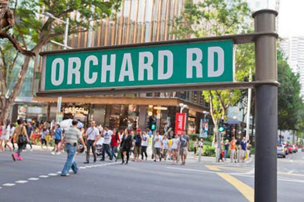 Hasil gambar untuk orchard road