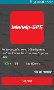 TeleHelp GPS - náhled