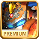 Superhero Fruit Premium: Robot Wars Future Battles icon