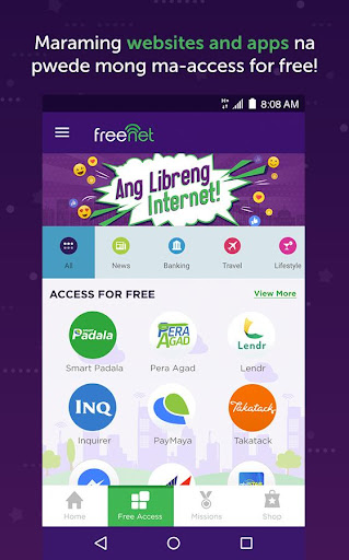 freenet - The Free Internet  screenshots 2