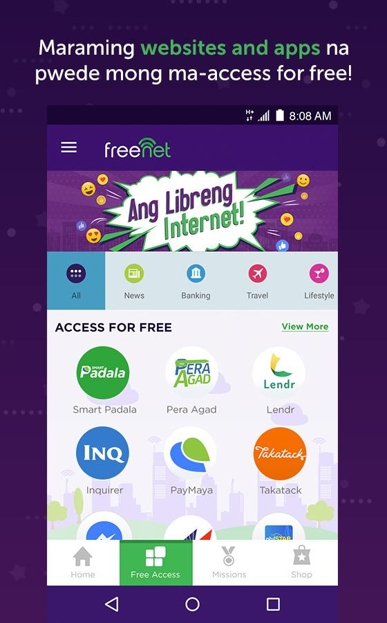 freenet - The Free Internet- screenshot