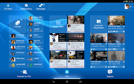 PlayStation®App Screenshot 1