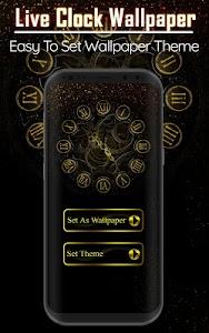 Download Analog Clock Live Wallpaper 2019 APK latest version app for