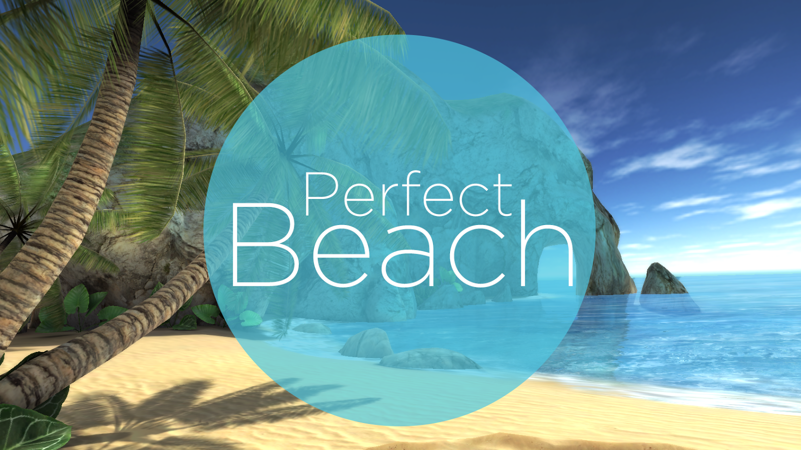 Perfect Beach VR- screenshot