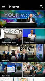 Esri Events- screenshot thumbnail