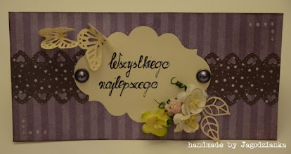 Photo: BEST WISHES CARD 4