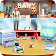 Bank Manager & Cashier icon