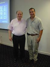 Photo: Ing. Mario A. Salinas, Organización y Compensaciones de Sisamex