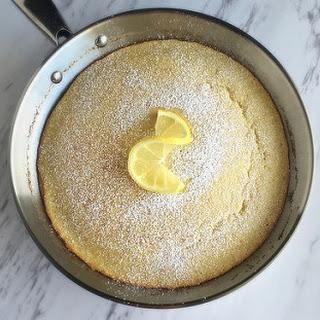 Lemon Skillet Pancake