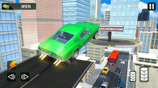 Smash Car Games:Impossible Tracks Car Stunt Racing 1.9 screenshots 5